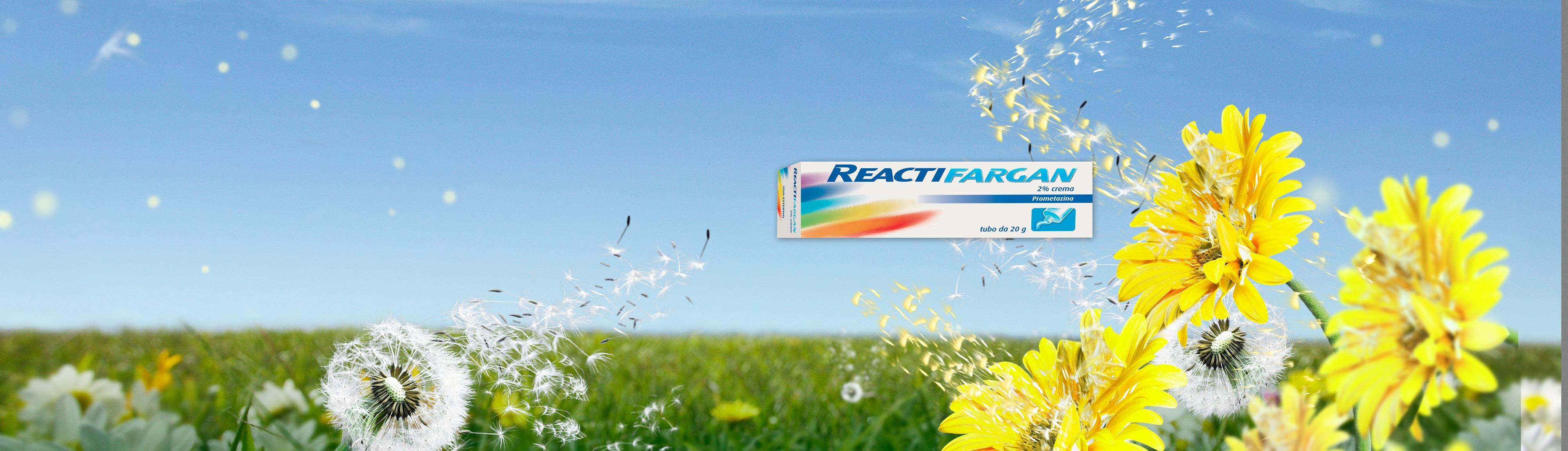 REACTIFARGAN® Antistaminico contro le punture