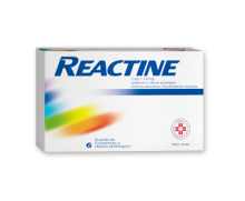REACTINE® antistaminico